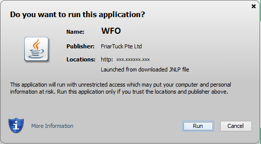 Guide to Launching WorkforceOptimizer